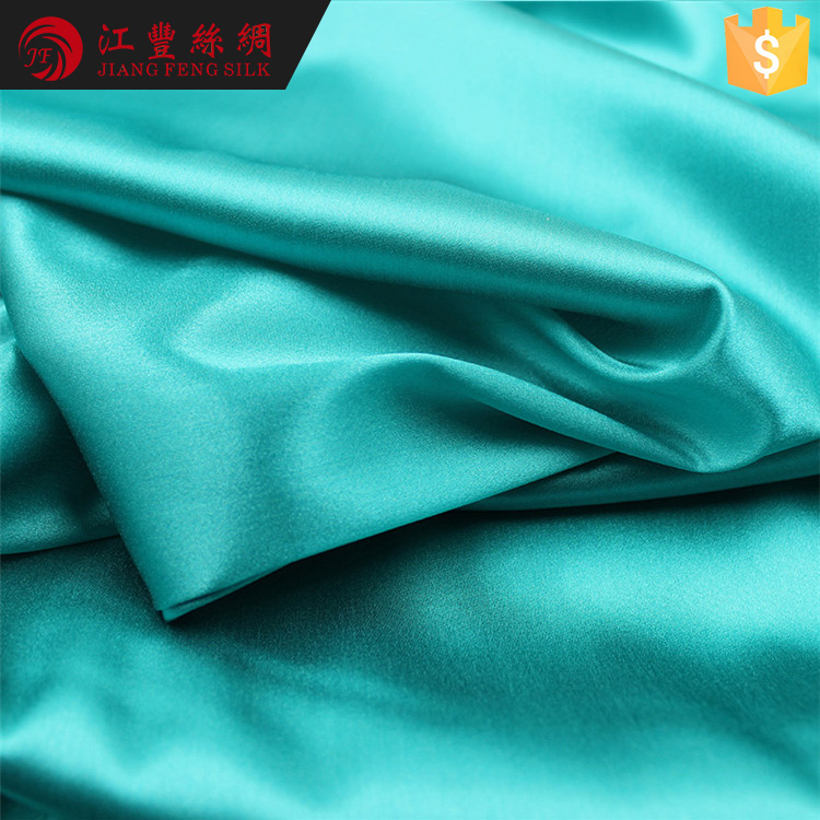 Y56 wholesale Stretch Mulberry Silk Satin fabric china