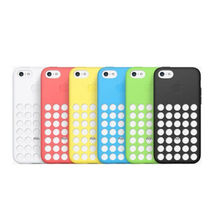 For Apple iPhone5c 6 5s 6 plus New Colorful Slim Soft Silicone Case Cover 6 color Rubber Case Cover skin shell