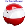 5V 1W Mini USB Aroma Diffuser Essential Oil Diffuser for Car, Car Air Purifier Ionizer Car
