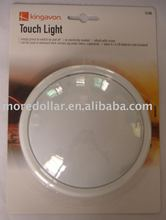 Led push luz
