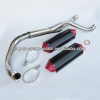 2013 hot selling motorcycle universal muffler