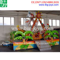 Cheap commercial customized mini pirate ship made in China