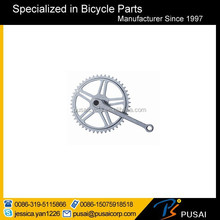 racing bicycle accessories Crank and Chainwheel