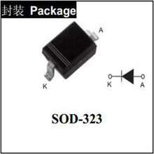 High conductance 1N4148WS 75V high current fast recovery diodes