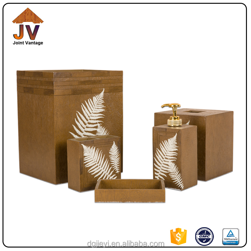 New Product asian modern home trends bathroom accessories set