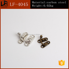 metal lock for box/ metal clasp wholesale zinc alloy case lock