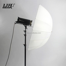 Profession Model AU48SR Soft Photographic Umbrella for Photography Photo Studio, white, Diffuser studio light
