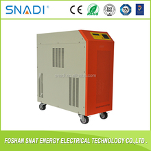 5kw solar inverter with charge controller for solar panel 48v/96v frequency power inverter with charger