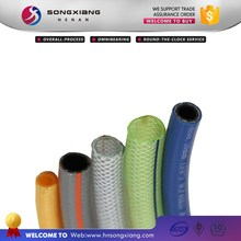 PVC flexible fabric hose pipe cover