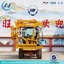 Hydraulic bore Hydraulic Pile Driver/Pile Driving Machine for sale