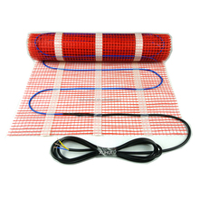radiant electric underfloor heating mat CE approved heating mat 230 200w/m2 electric underfloor heating system