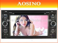 Aosino double din special car dvd player / car radio for FORD GALAXY 2000-2009 car audio with GPS navigation