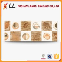 Guangzhou with low price padded wall tile