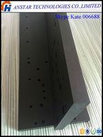 China Professional Supplier Black Anodizing Aluminium Block, Big Aluminum Plate Mahcining