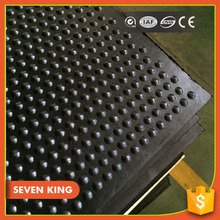 Alibaba china rubber mat used horse stalls by factory