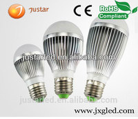 3w to 50w high power high lumens magic lighting led light bulb and remote with high quality