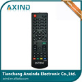 Fox INTEX LED TV (T80) remote control (Black)