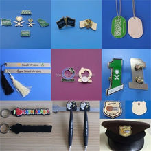 Set Gifts Metal and PVC Gifts for Saudi Arabia
