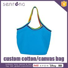 Heavy Duty Canvas Bags Natural Canvas Tote Bags With Pockets Inside