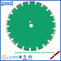 New Hot Fashion environmental diamond blade concrete cutter