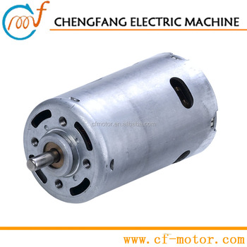 48v dc electric motor RS-997H for electric sliding door and fence