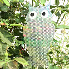 Haierc Bird Repellent Blinder Reflective Owl,Eco Friendly Scare Bird - Window Decor decals