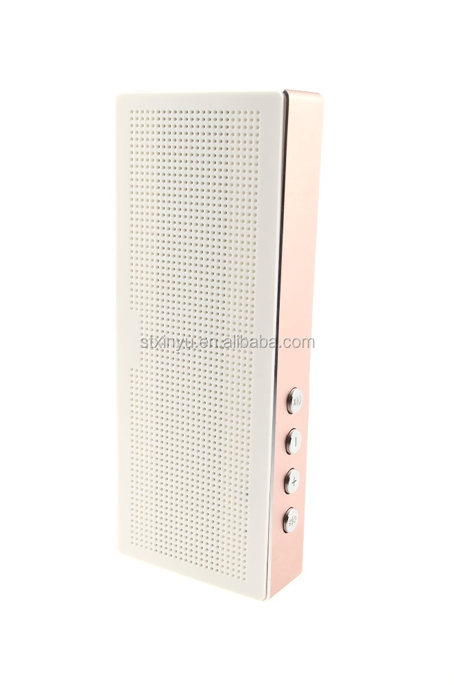 2016 New rose gold super big sound bluetooth speaker for mobile phone bluetooth device wholesales