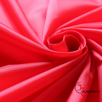 Solid Dyed Waterproof 190T Nylon Taffeta Fabric for Hammock and Tent