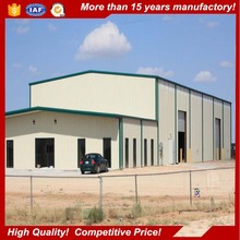 prefab house prefabricated warehouse shelter/designing steel structures
