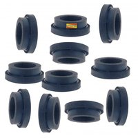 Anti-Aging Silicone/PUR/NBR Flat Rubber Gasket For Pipe Flange Fitting