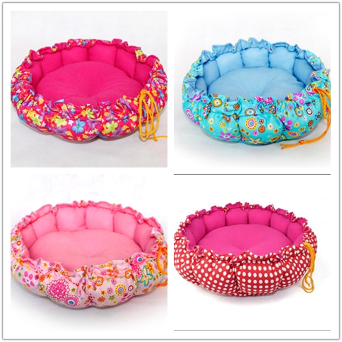 fashion design anti slip pet dog bed large dog beds pet bed memory foam