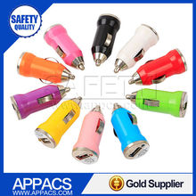 Wholesale electric type mobile phone 5V 1A mini usb car charger uk