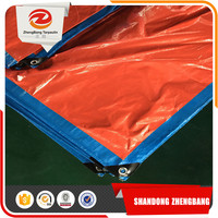 Plastic Woven Poly Insulated Laminated Tarps