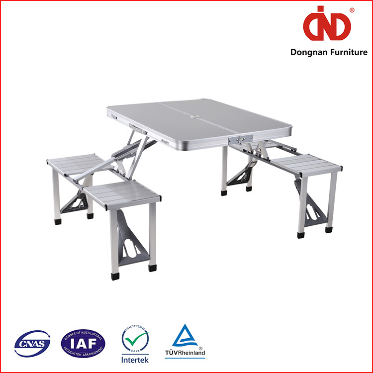 International standard high quality China Elegant picnic table and bench