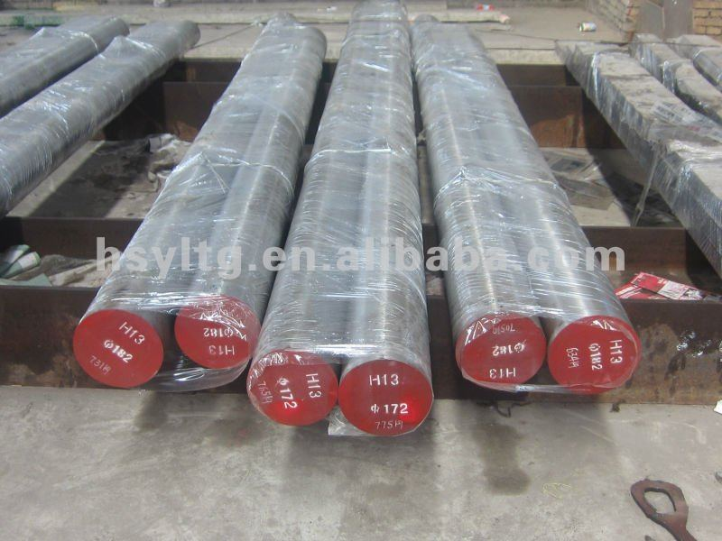 1.2344 tensile strength of steel bar