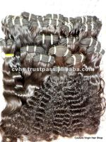 Indian Remy Ocean Wave Human hair