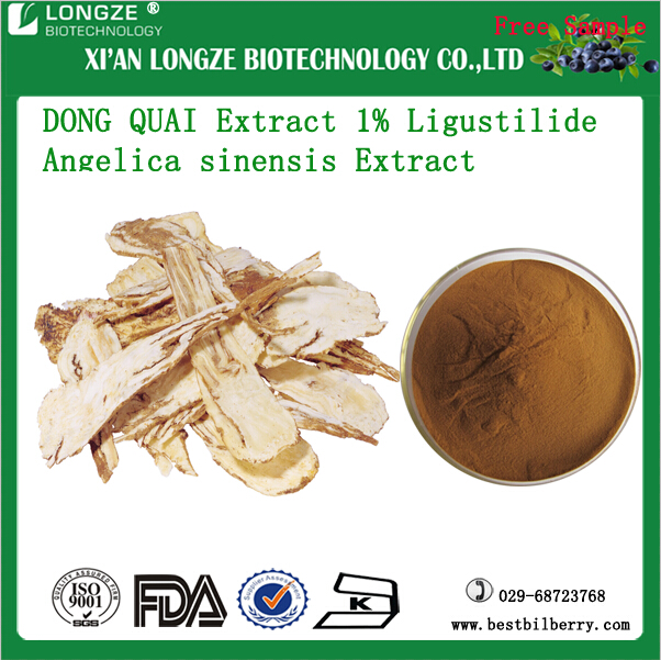 spray dried 100% Natural ratio Extract DONG QUAI Extract Angelica sinensis Extract 5:1 10:1 20:1