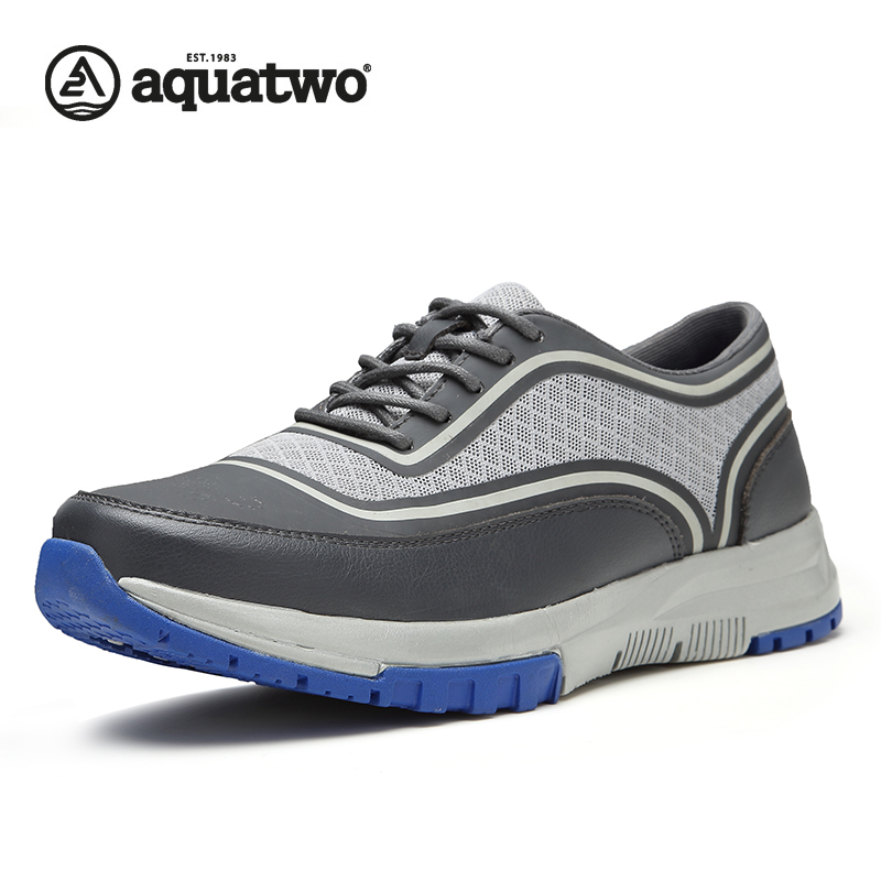 New product 2016 Aquatwo whole sale men casual shoes with high quality