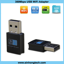 300mbps usb wifi serial adapter 2t2r antenna