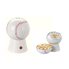 Hot air popcorn maker Cartoon Popcorn Maker Rugby Shape