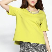 Girls fancy top