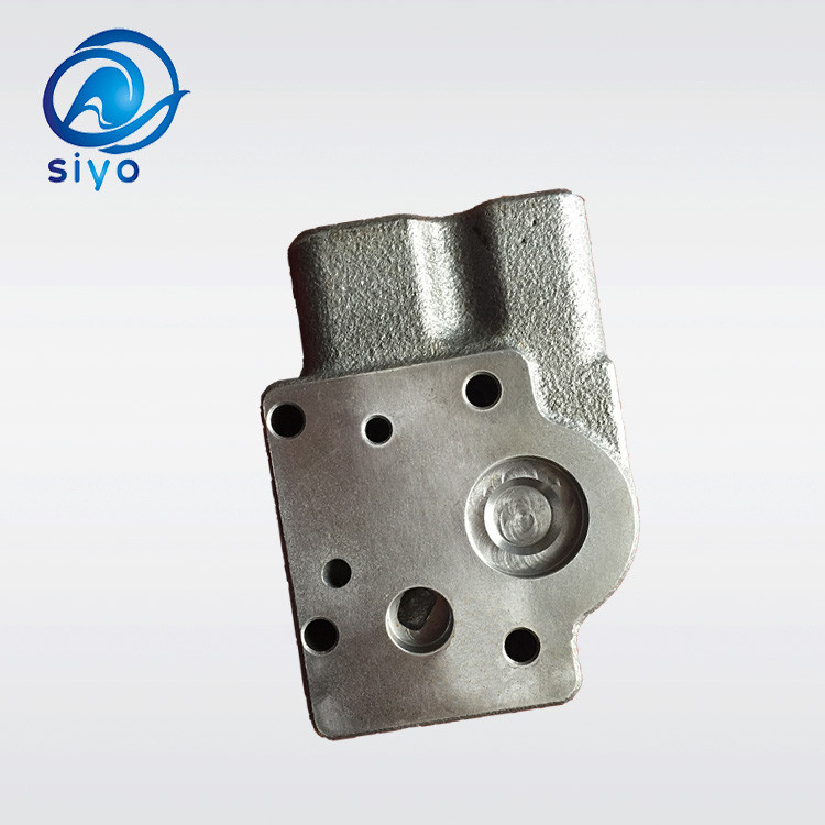 Competitive Price OEM Ductile Iron parts Sand Casting Pump Housing Suppliers