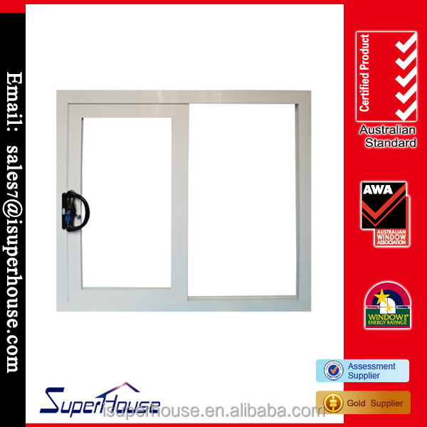 Hot sale wall covering decoration aluminium sliding window