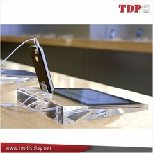 clear acrylic display block for the Apple retail store