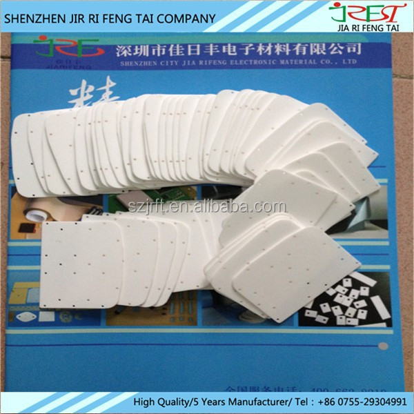 Excellent Thermal Insulation Alumina Ceramic Sheet Al2O3