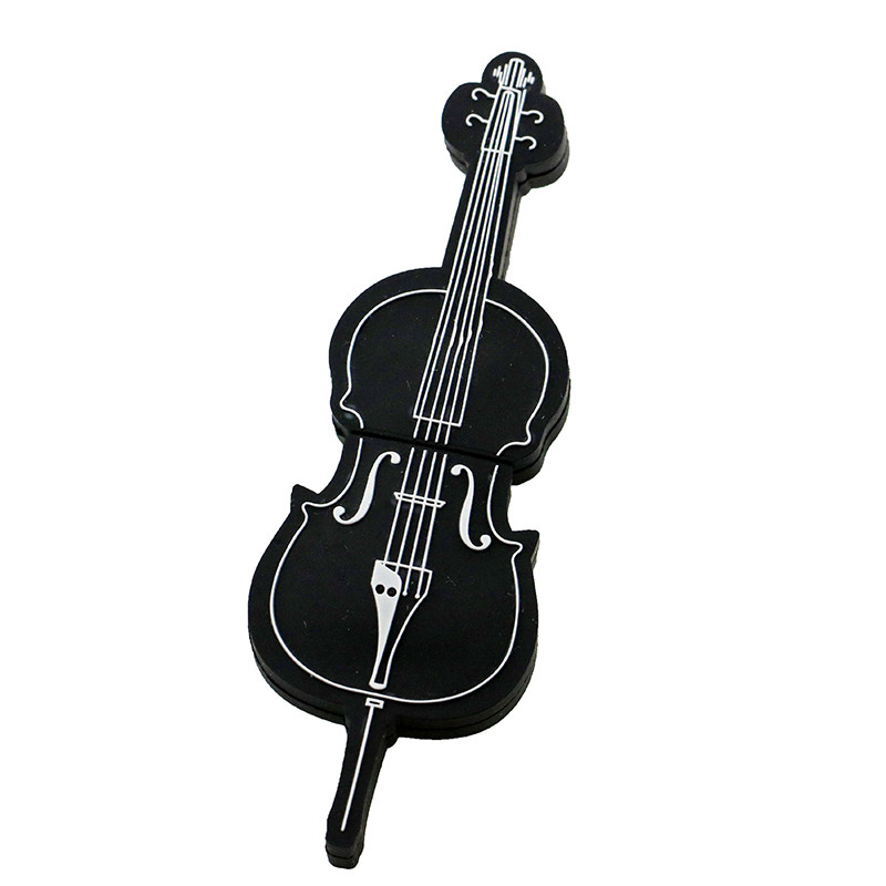 new best selling cello design usb flash key cases and housing bulk cheap