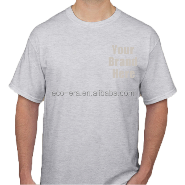 Low moqs wholesale clothing advertising t shirt printing for T shirt suppliers wholesale