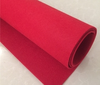 Alibaba china wholesale different colored needle punched polyester felt