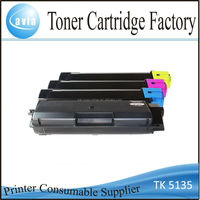 High quality Laser printer cartridge tk-5135 for Kyocera Taskalfa 265ci