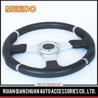 Diamond quality Fashion style steering wheels 350mm Universal ATV UTV Old scooter Farm vehicle trishawin car steering wheels
